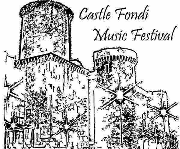 """Il castello Baronale di Fondi apre al """"Castle Fondi Music Festival"""""""