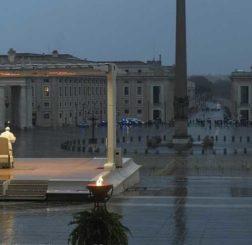Il testo integrale dell'omelia di Papa Francesco per l'indulgenza plenaria