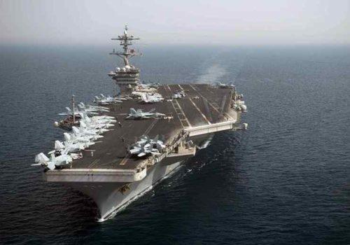 Positivi al Coronavirus 150 marinai della portaerei USA Uss Theodore Roosevelt